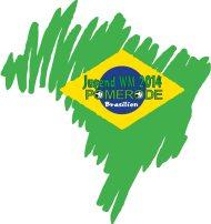Faustball Brasilien Logo